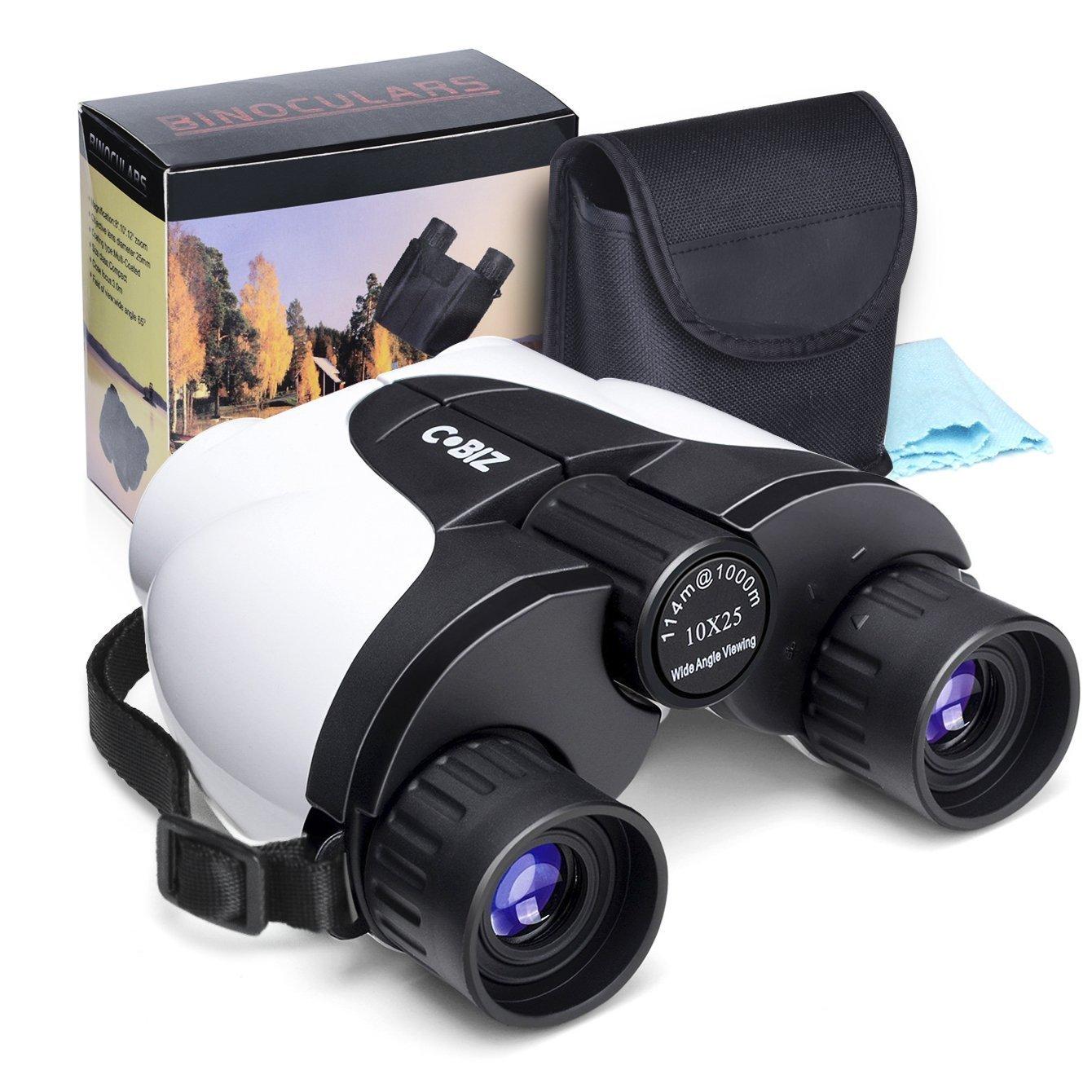 20% OFF - 10x25 Outdoor Binoculars for Kids with F/S - $19.99 $19.19