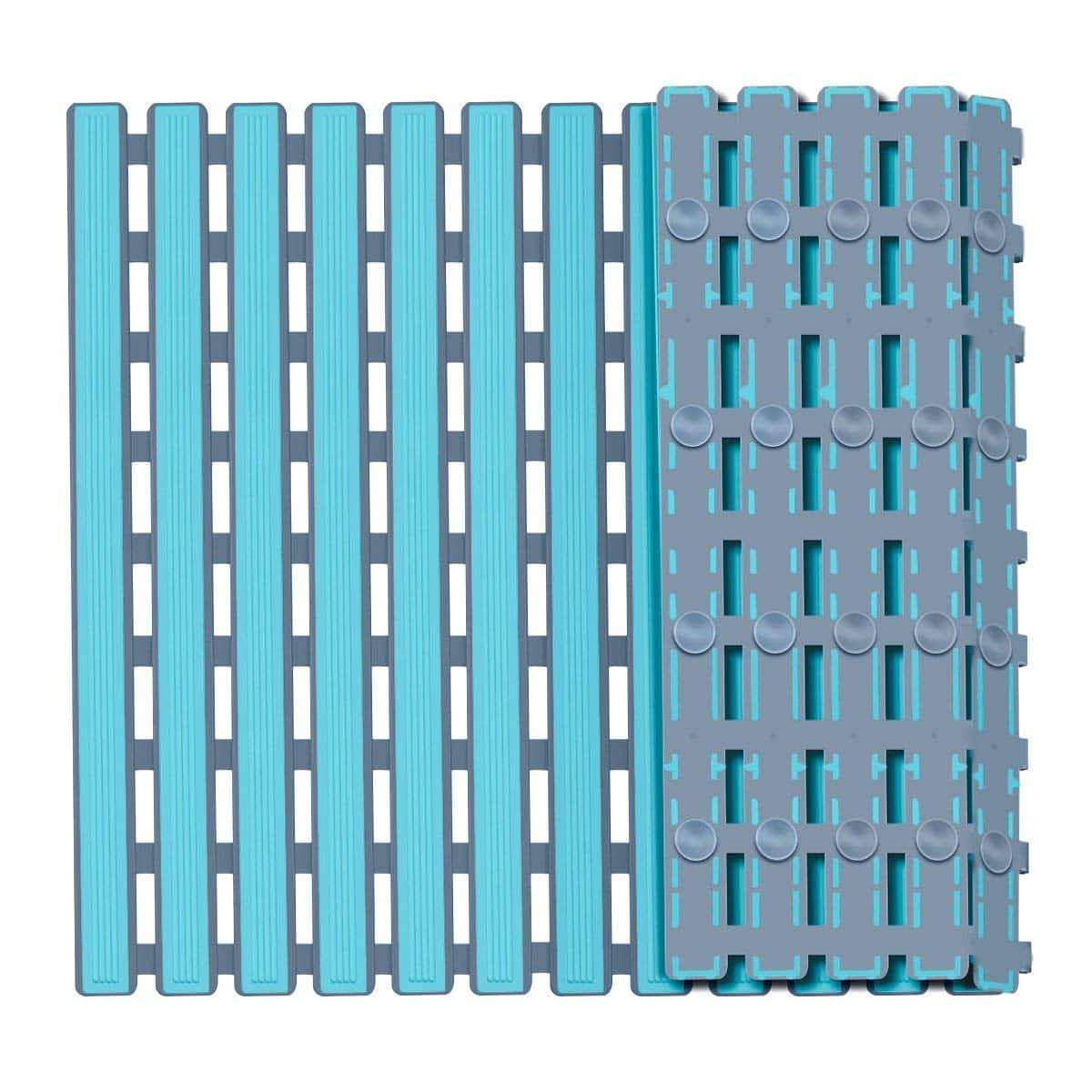 60% OFF - Global-store Non Slip Bath Mat with Suction Cups, Bathroom ...