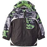 London Fog Baby Boys' Midweight with Camo Yoke $7.19 w/o Shipping @Amazon
