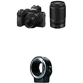 Nikon Z 50 2 Lens Kit with FTZ Adapter ($1,247) $1246.9