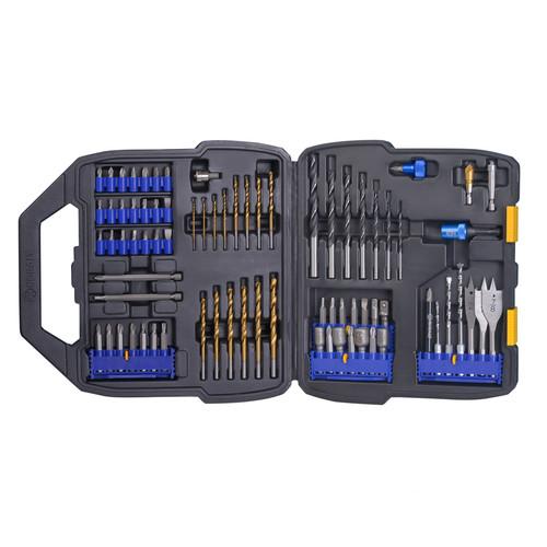 Kobalt 80-Piece Screwdriver Bit Set @ Lowes for $16.98