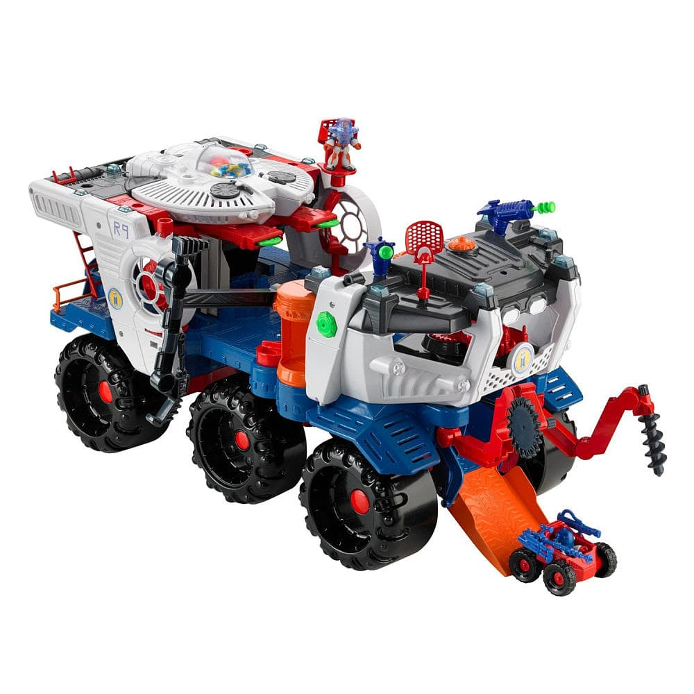 Fisher-Price Imaginext Supernova Battle Rover $40 + Free Shipping