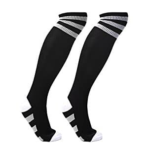 Compression Socks, Graduated Compression Socks for Men & Women1 Pack ) for $4.39 after coupon + free ship with price