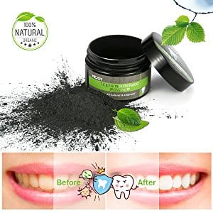 Activated Charcoal Teeth Whitening Powder $8.83
