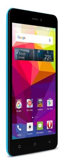 "BLU Studio M HD 5"" screen 16gb memory GSM unlocked dual sim phone for $65.80 from amazon.com"