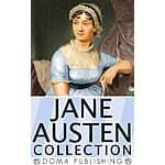 Jane Austen Collection: 18 Works, Pride and Prejudice, Emma, Love and Friendship, Northanger Abbey, Persuasion, Lady Susan, Mansfield Park & more! [Kindle Edition]@.99