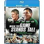 When the Game Stands Tall [Blu-ray] $10.04