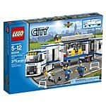 LEGO City Police 60044 Mobile Police Unit $30.98@amazon