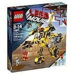 ) LEGO Movie 70814 Emmet's Construct-o-Mech Building Set $47.99 @amazon