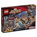 LEGO Superheroes 76020 Knowhere Escape Mission Building Set $31.99@amazon