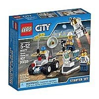 Amazon Deal: LEGO City Space Port 60077 Space Starter Building Kit $7.99@ amazon