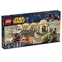 Amazon Deal: LEGO Star Wars 75052 Mos Eisley Cantina Building Toy $55.99@amazon