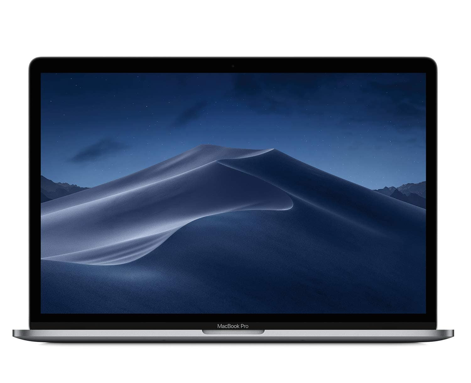 Apple MacBook Pro 15-inch, Touch Bar, 2.6GHz 6-core Intel Core i7, 16GB RAM, 256GB SSD) - Space Gray $1999