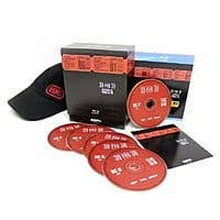 ESPN 30 for 30 Collector's Edition (6-Disc Blu-ray) w/ ESPN Hat - $  18.10 on Amazon