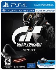 Gran Turismo Sport - 39.99 / Gran Turismo Sport Limited Edition - 49.99 @ Gamestop