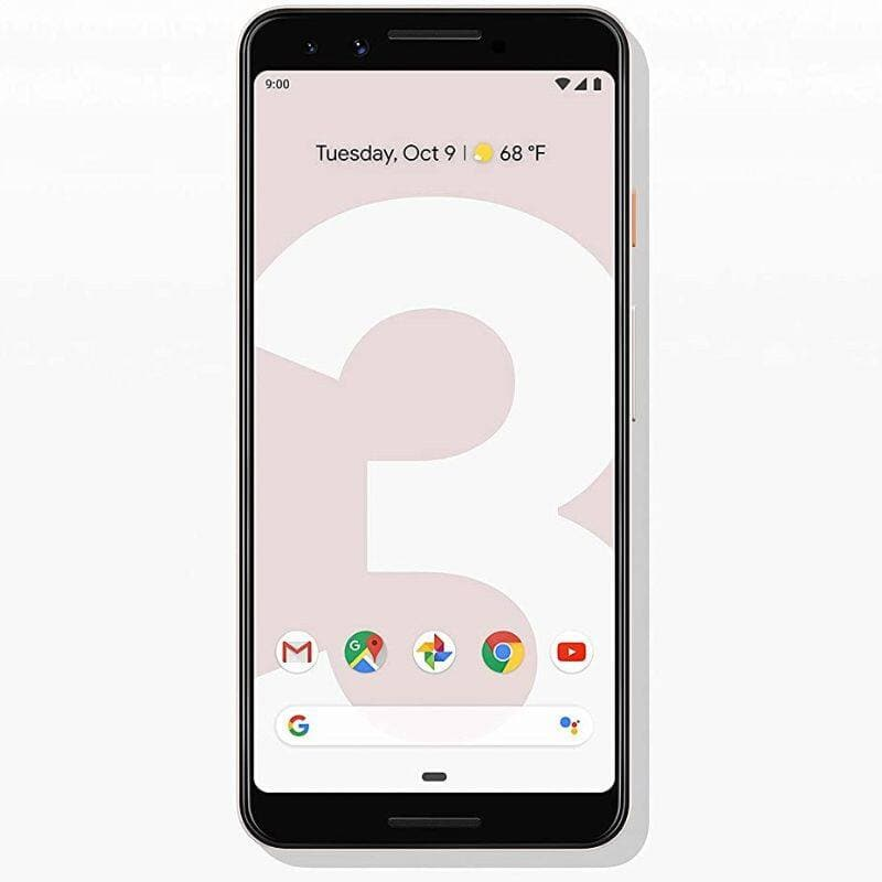 Google Pixel 3 with 64GB Memory Cell Phone Unlocked - Not Pink $169.99 + FS
