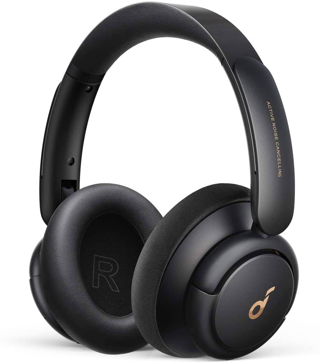 Soundcore by Anker Life Q30 Hybrid Active Noise Cancelling Headphones with Multiple Modes $63.99 AC + FSSS