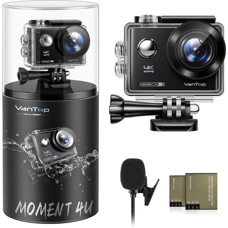 VanTop 20MP Underwater Camera 4K  $29.99 + FS