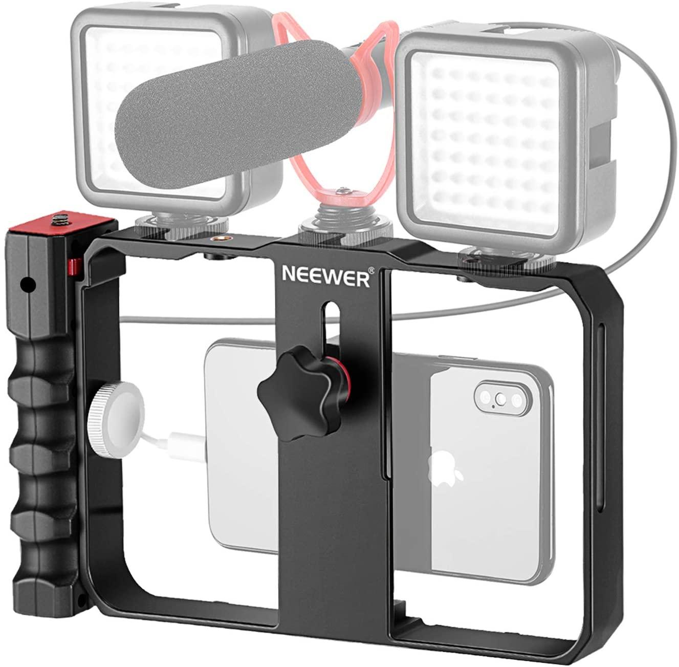 Neewer U Rig Video Stabilizer for Smartphone - $11.87 AC + FSSS