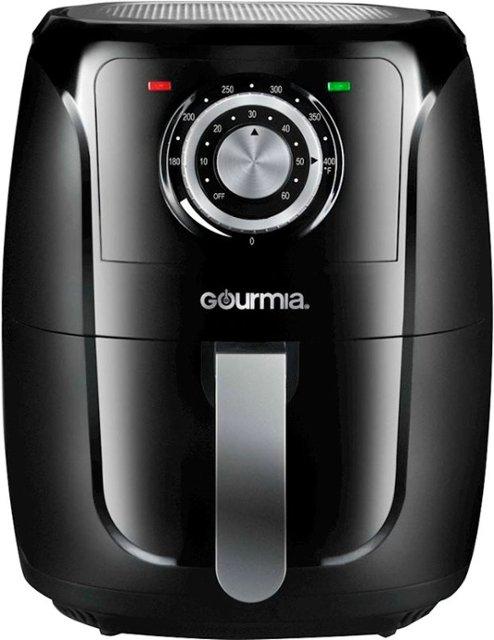Gourmia - 5qt Analog Air Fryer - Black $44.99