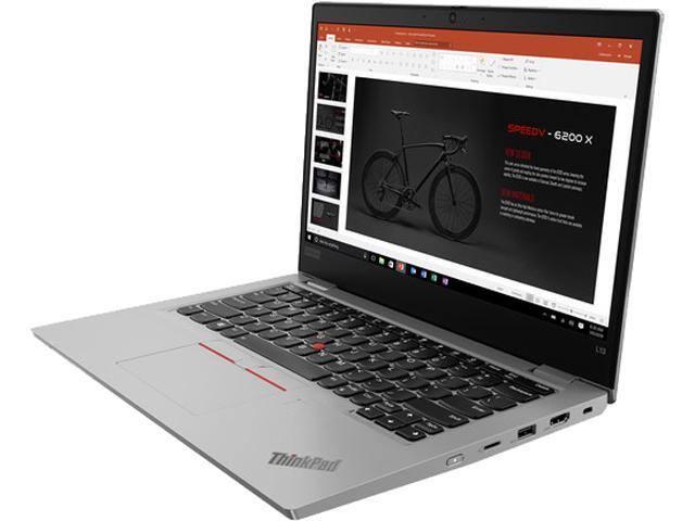 "Lenovo Laptop ThinkPad L13 [Intel Core i5 10210U, 16GB RAM, 512GB SSD, Intel UHD Graphics 13.3"" Touchscreen] for $677.99"