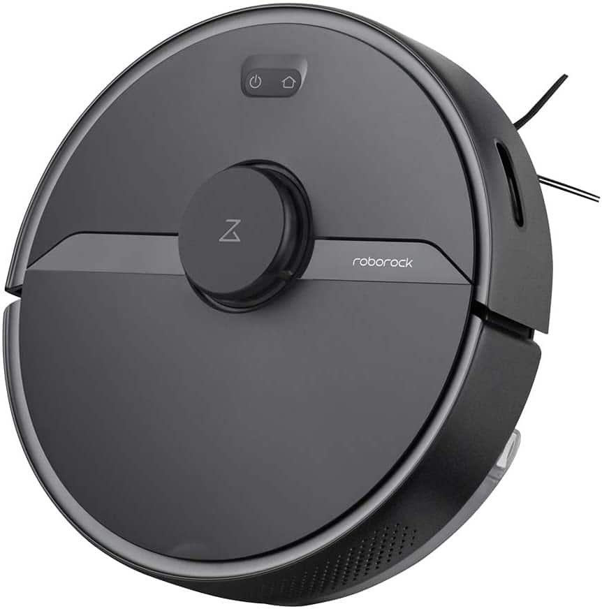 Roborock S6 Pure Robot Vacuum and Mop with Multi-Floor Mapping-Black $368.59 AC + Free Shipping