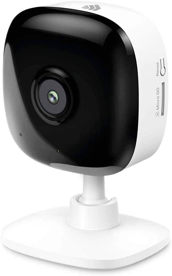 TP-Link Kasa Smart 2K Indoor 4MP HD Camera (works with Alexa & Google Home, No Hub Required KC400) for $33.74 AC + FSSS