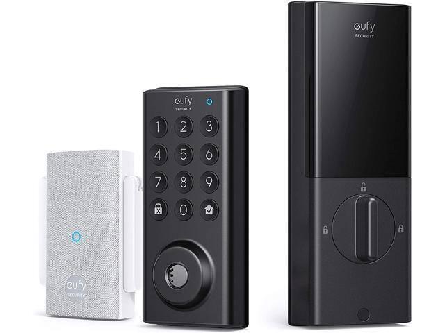 Eufy Security Smart Lock $140 AC + FS