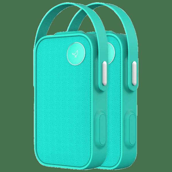 2-Pack: Libratone ONE Click 50-Watt True Stereo Pairing Bluetooth Speakers $79