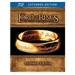 Lord Of The Rings Trilogy (Extended Edition Blu-ray)