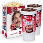AMC Theaters Coupon: 50% off Combo 1 (Large Popcorn & Large Drink) or Combo 2 (Large Popcorn & 2 Large Drinks)