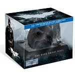 The Dark Knight Rises: Limited Edition Bat Cowl (Blu-ray/DVD Combo + UltraViolet Digital Copy)