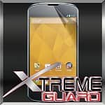 3x XtremeGuard Google Nexus 4 Screen Protector