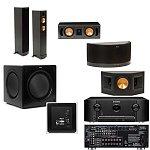 Klipsch RF-42 II Reference Speaker System + Klipsch SW-310 Subwoofer + Marantz SR5007 Receiver