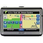 "Escort Passport iQ 5"" Widescreen Portable GPS Navigator with Radar/Laser Detector $270 + Free Shipping!"