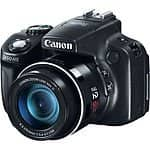 Canon Powershot SX50 HS 12.1 MP Digital Camera $269 + Free Shipping!