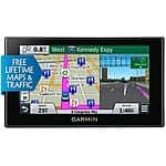 Garmin nuvi 2699LMT HD 6'' GPS Lifetime Maps & HD Traffic w/ 1 Year Warranty (Refurbished) $189 AC + Free Shipping!