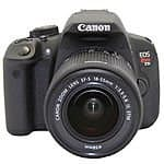 Canon EOS Rebel T5i DSLR Camera with EF-S 18-55mm f/3.5-5.6 IS STM Lens $480 + Free Shipping (eBay Daily Deal)
