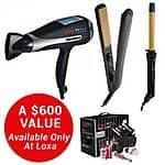 CHI Touch Dryer & Heat Styling Essentials Kit $160 AC + Free Shipping!