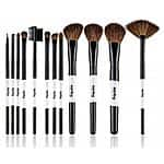 Karity Studio 12-Piece Natural Hair Makeup Brush Set $10 + Free Shipping!