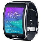 AT&T Samsung Galaxy Gear S R750A Smart Watch w/ Curved Super AMOLED Display (Manufacturer Refurbished) $170 + Free Shipping!