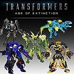 Transformers Age of Extinction Generations Deluxe Class Figure (Hot Shot, Lockdown, Snarl or Dinobot) $9 AC + Free Shipping!
