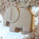6lbs. of Interstellar Art Sand w/ Sand Castle Molds for $15 + Free Shipping