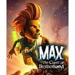 Max: The Curse of Brotherhood (Digital Code): XB1 $1.80, Xbox 360  $0.90