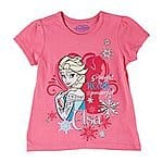 Frozen Sale: Girls, Boys, and Toddler Tops and Sets From $7