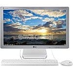 LG ChromeBase 22CV241-W 22-Inch All-in-One Cloud Desktop $249 AC + Free Shipping!