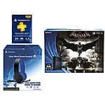 SONY PS4 Batman Console + PS4 Silver Headset + Sony 3-Month Membership Card $400 + Free Shipping (eBay Daily Deal)