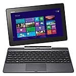 "32GB ASUS 10.1"" Transformer Book Tablet w/ Keyboard Dock - T100TA (New Open Box) $180 + Free Shipping (eBay Daily Deal)"