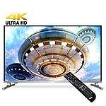 "Wasabi Mango UHD420 42"" 4k LG AH-IPS PC Monitor w/ FreeSync HDMI 2.0 $659 + Free Shipping!"
