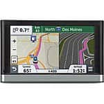 "Garmin nuvi 2597LMT 5"" Bluetooth GPS w/ Lifetime Maps,Traffic - Refurbished + Garmin Portable Friction Mount $90 + Free Shipping (eBay Daily Deal)"